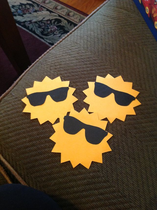 Sun door decs (great for summer) : door decks - pezcame.com