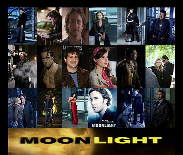 17 best images about mick st john moonlight on pinterest for Moonlight serie