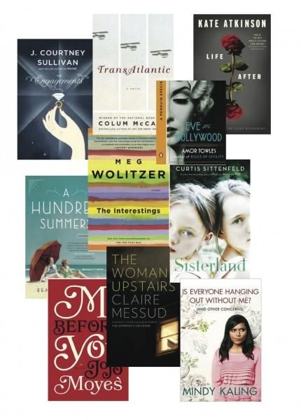 Our Book-Club Summer Reading List
