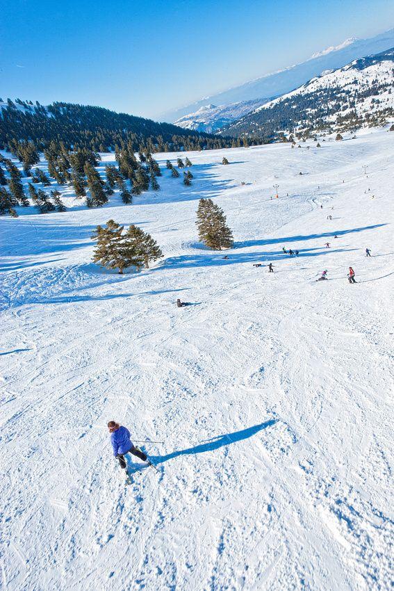 Kalavryta Ski Resort, Greece