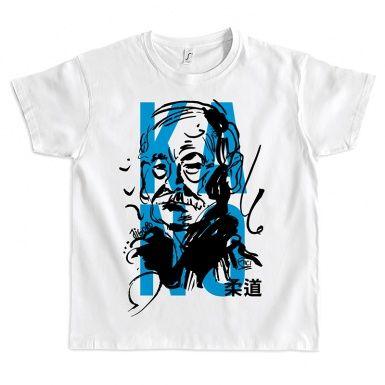 JUDO / JIGORO KANO /  KODOKAN / martial arts / t-shirt /