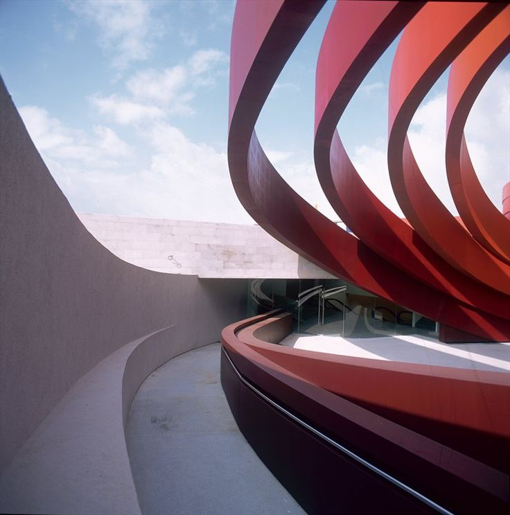Design Museum Holon, Holon, 2010Telaviv, Museums Holon, Architects Architecture, Arad Design, Ron Arad Architects, Holon Ron, Design Studios, Israel Design, Design Museums