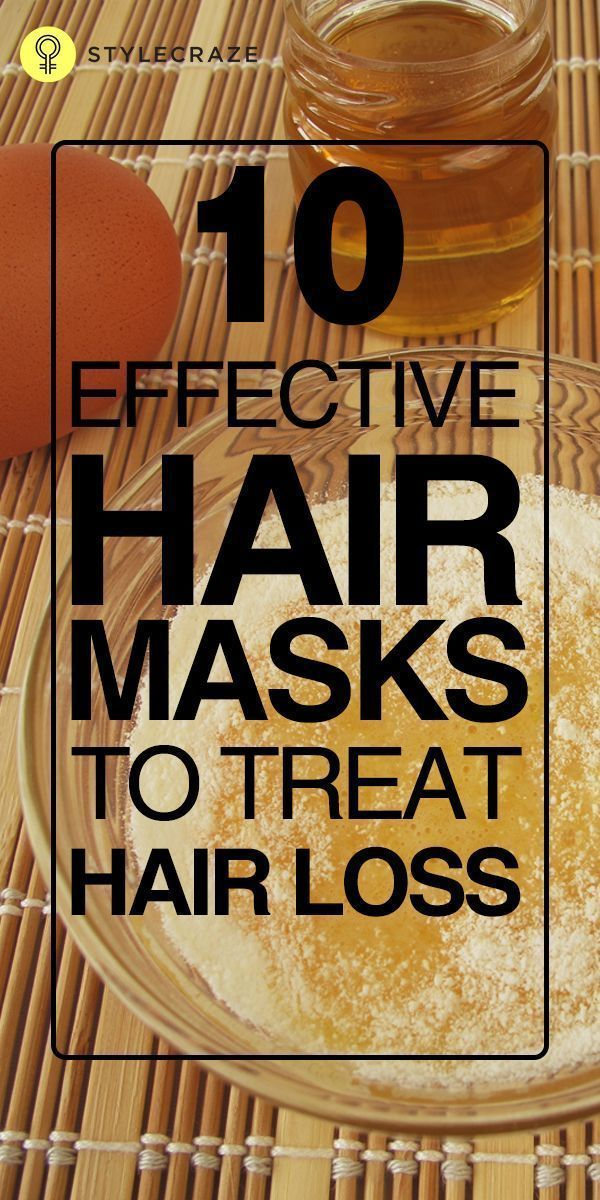 Preventing hair loss is a major concern for most women across the world. Given here are few effective hair masks for #hairlosstreatment for you ... #hairlosstypes