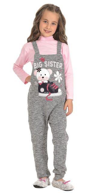 Özkan Kız Çocuk Pijama Takımı 41454