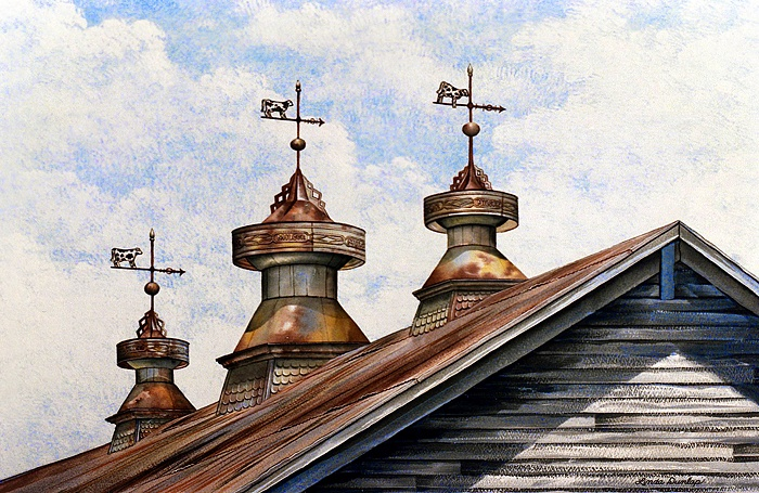 25 Best Barn Vents And Cupolas Images On Pinterest
