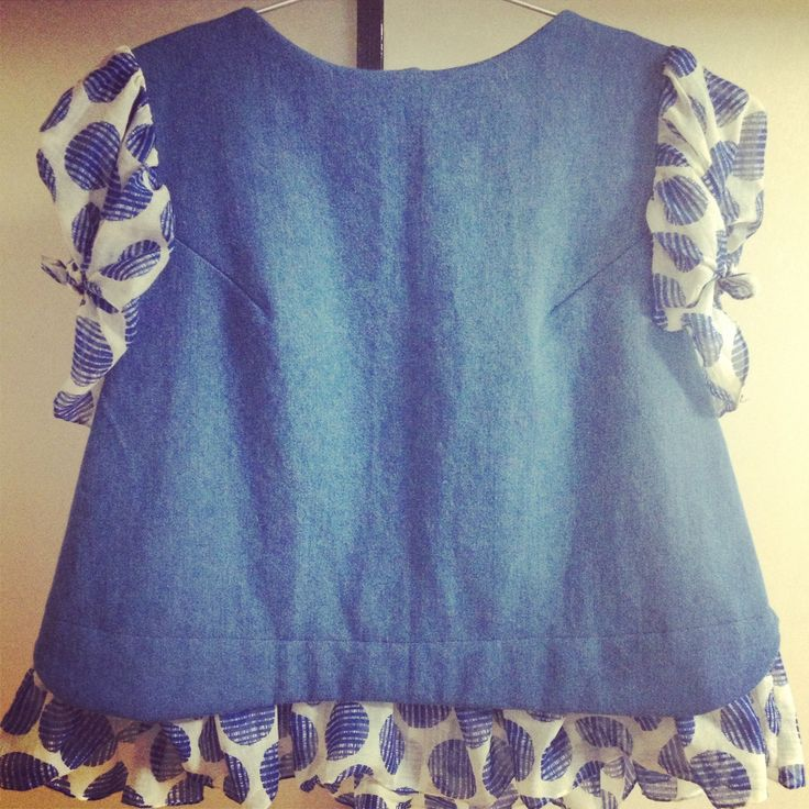 """""""I Love Tops"""" project 2 - almost felt the need to find a clown to give this to... #homemade #craft"""