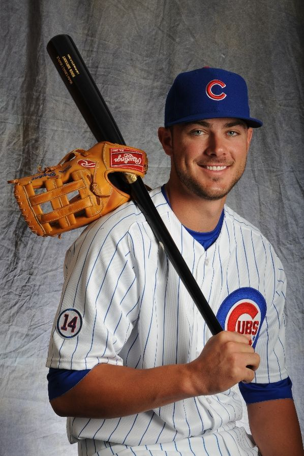 MESA, AZ - MARCH 2: Kris Bryant #76