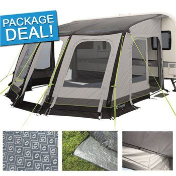 Outwell Mirage 500SA Caravan Awning Package Deal 2017: Mirage 500SA Outwell Caravan Awning Package Deal 2017 Package Deal… #OutdoorGearUK
