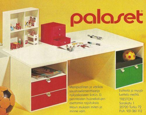 70-luvulta, päivää !: Kootaan Palasista