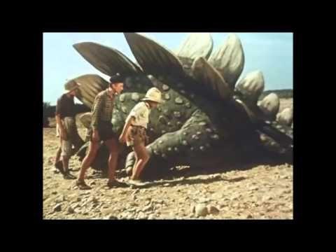 Cesta do pravěku - Stegosaurus - YouTube