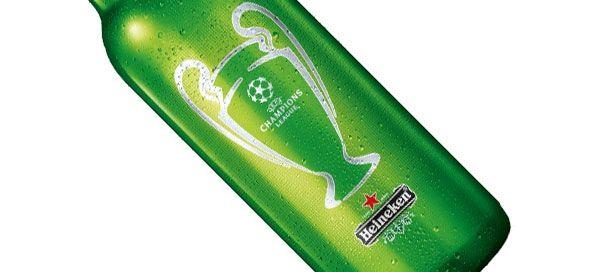 Heineken desafia consumidores a chegar à Final da Champions League