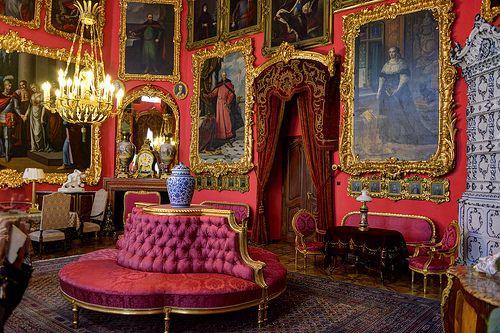Kozłówka Palace, Poland | Jerzy | Flickr