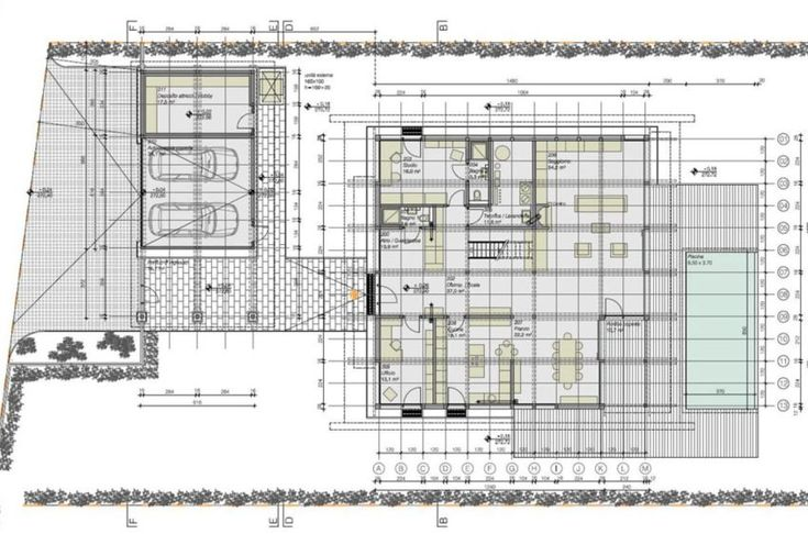 amazing german style house plans #8: case in stil german german style house plans 4 | German House Plans |  Pinterest | German houses, House and Modern