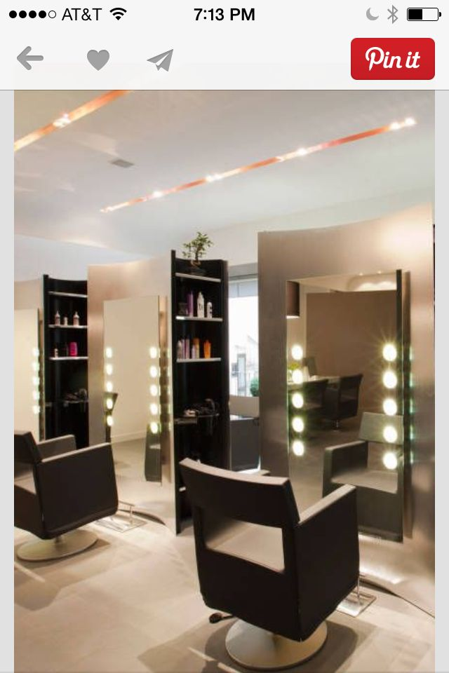 15 Best Images About Salon Mirrors On Pinterest Best