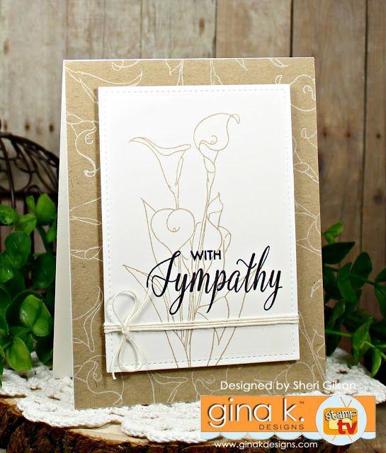 Card Making Ideas Gina K Part - 26: Paper Craftyu0027s Creations : Gina K.