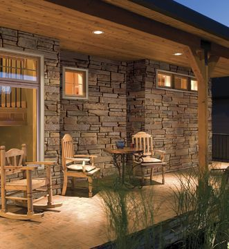 Did you know vinyl siding now includes the look of architecturally accurate natural stone? I will tell you about this and a host of other products that have brought vinyl siding out of the dark age…