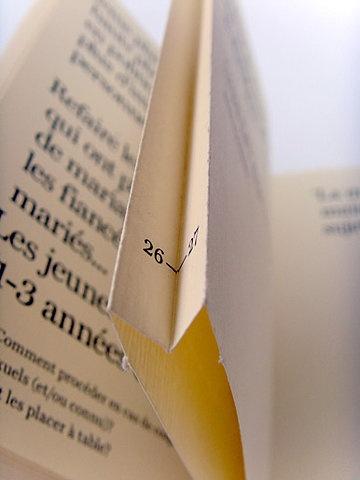 Hidden folios