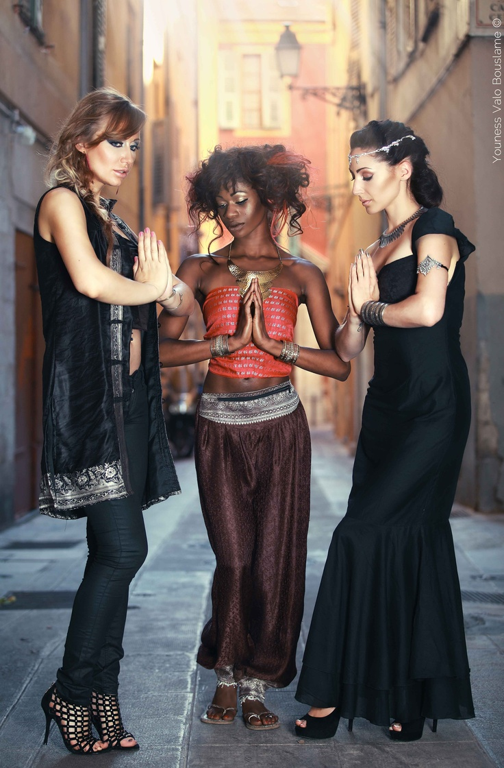 Les Secrets de Kali. Women Fashion Brand. Bohemian chic.