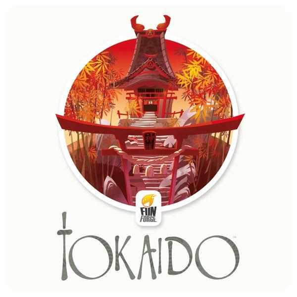 Tokaido : le temple.