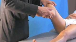 Knee Exam (18 of 27): McMurray's test (see also clinicalsportsmedicine.com) or @CSM4ed, via YouTube.