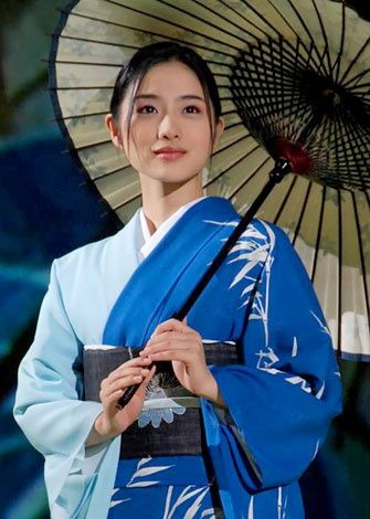 Contemporary kimono fashion