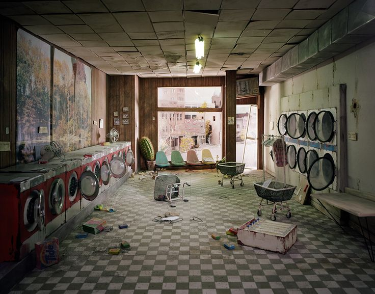 Laundromat, 2008