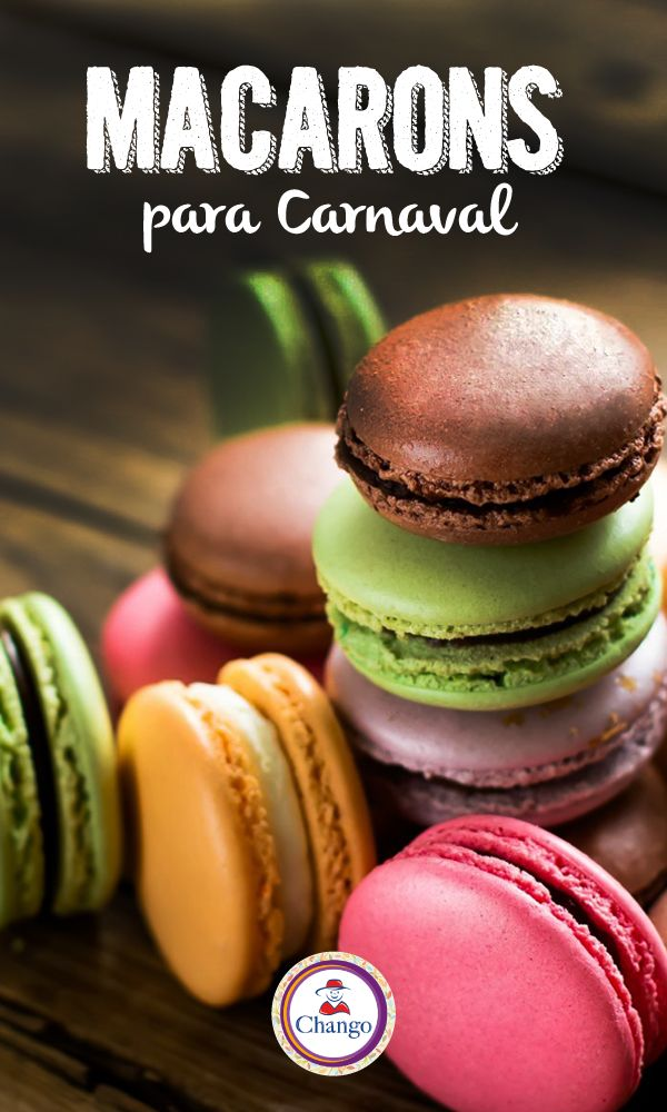 ¡Una manera deliciosa y colorida para festejar el Carnaval!   Encontrá la receta aquí: http://buff.ly/2lguOeI
