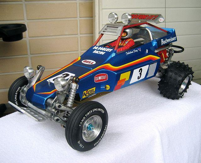 auto rc vintage