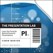 Morton, S. (2014). Presentation Lab : Learn the Formula Behind Powerful Presentations. Somerset, NJ, USA: Wiley. http://site.ebrary.com/lib/saesg/reader.action?docID=10855755