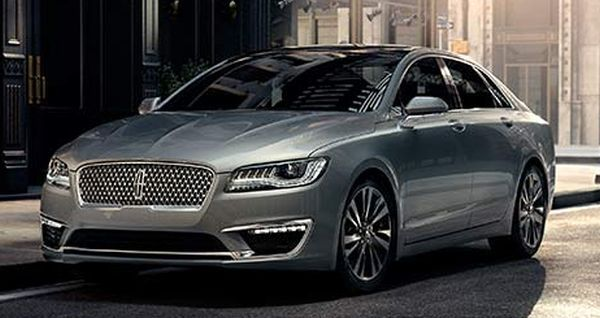 2017 Lincoln MKZ Release Date