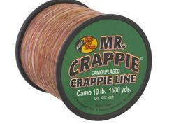 Mr. Crappie Fishing Products