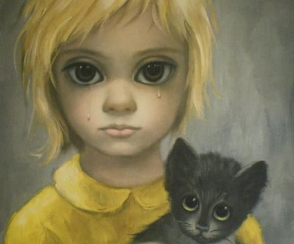 New Tim Burton film 'Big Eyes' will debut in theaters Christmas Day