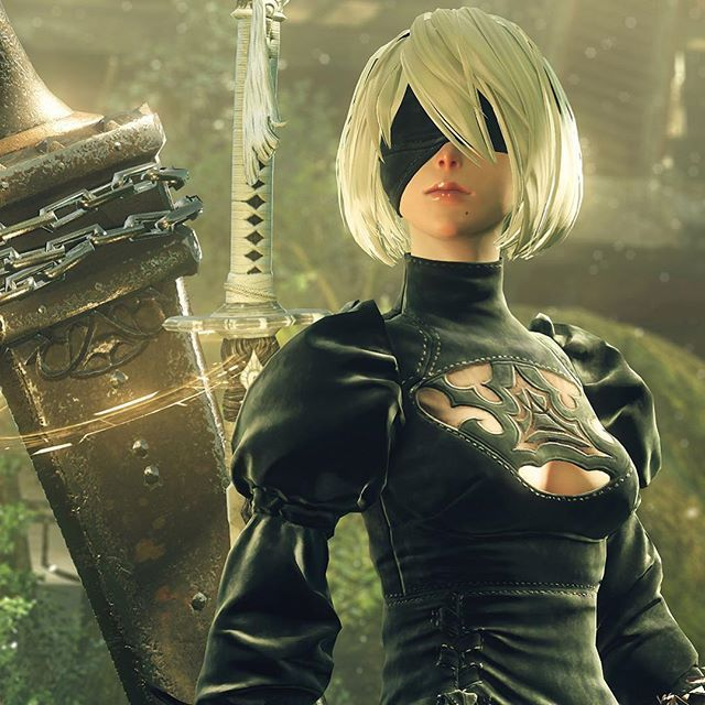 Reposting @visiblemiles: The character art is truly exceptional in Nier Automata.  _____________________  #ps4 #xboxone #nintendo #pcgaming #videogames #gaming #gaminglife #games #game #gamers #gamersunite #gamersofinstagram #gamer #gamerlife #gamerguy #gamergirl #instagamer #instagame #gamestagram #lovegames #summer #