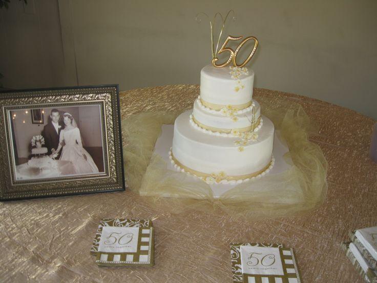 50th Wedding Anniversary 50th Wedding Anniversary Ideas