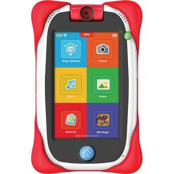 """Free Shipping! nabi Jr. 4GB Multi-Touch 5"""" Tablet for Kids Jr. 4GB Multi-Touch 5"""" Tablet for Kids, 1GHz NVIDIA Tegra 2 Cortex-A9 Dual-Core, 512MB of RAM, 4GB of Internal Storage, Up to 32GB... More Details"""