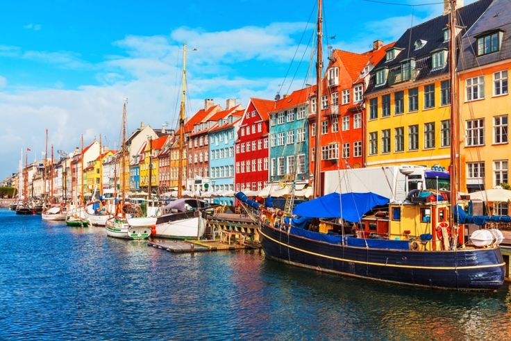 """Man cannot discover new oceans unless he has the courage to lose sight of the shore.""  #travel #Denmark"
