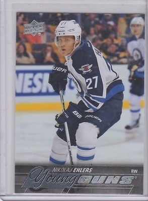 nice 2016 UD SERIES 1 NIKOLAJ EHLERS YOUNG GUNS ROOKIE YG RC JETS - For Sale View more at http://shipperscentral.com/wp/product/2016-ud-series-1-nikolaj-ehlers-young-guns-rookie-yg-rc-jets-for-sale/