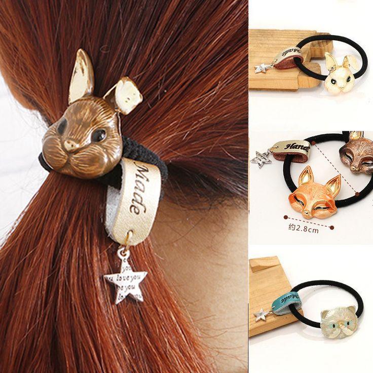 2016 Konijn Vos Kat strikken Touw Ring Elastische Haar Hoofdtooi Sieraden Haaraccessoires Voor Vrouwen hoofddeksels hoofdbanden hoofd decoraties in [xlmodel]-[custom]-[20124][xlmodel]-[custom]-[20124][xlmodel]-[custom]-[20124][xlmodel]-[custom]-[20124][xlmodel]-[custo van op AliExpress.com | Alibaba Groep