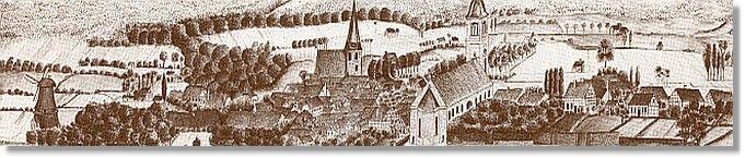 August Dorfmüller - Ibbenbüren 1844 Bron: stadtmuseum-ibbenbueren.de
