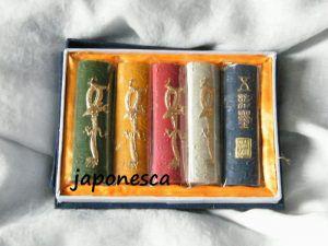 Shodo: Los materiales necesarios para la caligrafía japonesa. ~ Japonesca