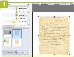 Tips & trics - foto's of documenten inscannen - Fotoalbum.nl