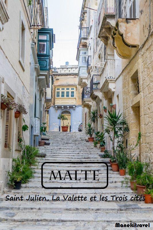 Que faire à Malte #malte #malta #voyage #travel