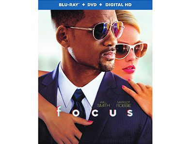 Will Smith plays a master con artist who takes a small-time scammer under his wing and teaches her the tricks of the trade.
