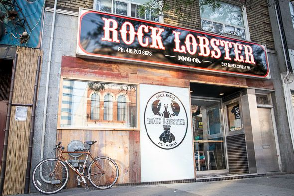 Has anyone been to the Rock Lobster house in Toronto, Ontario?