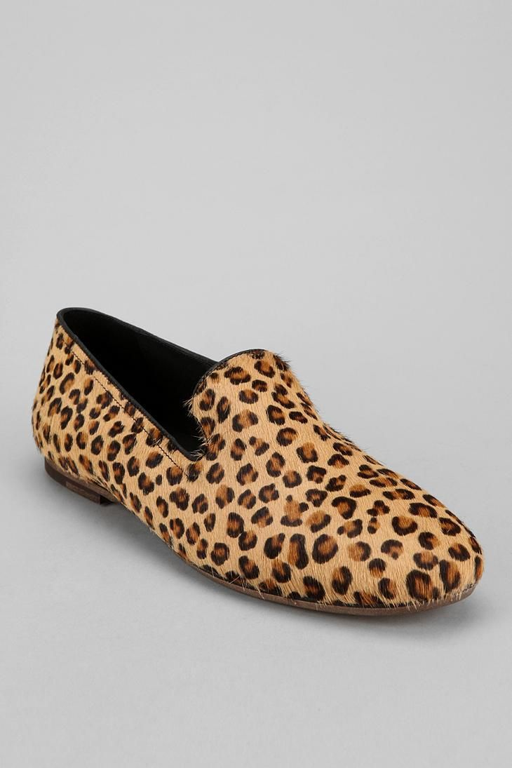 H By Hudson Leopard Safi Slipper #urbanoutfitters