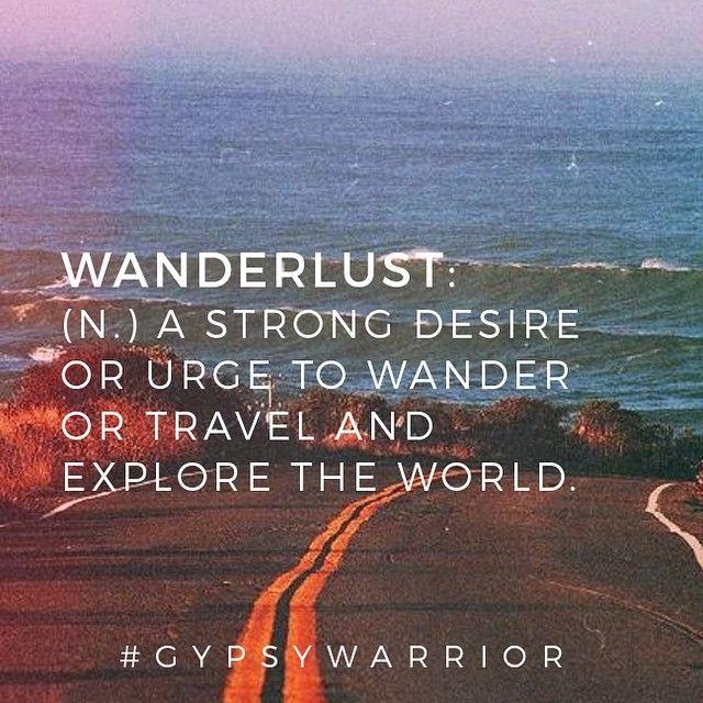 Gypsy Warrior Wisdom