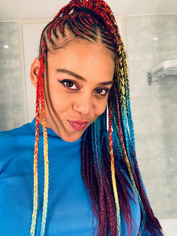 Pin By Penguin On Sho Madjozi Natural Hair Styles