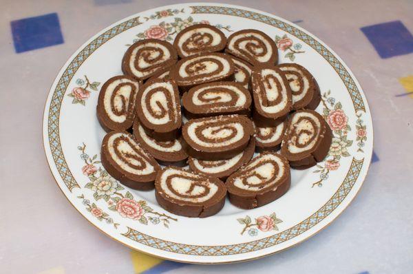 Шоколадно-кокосовые пирожные - Готовим счастье на Леди Mail.Ru - Philips