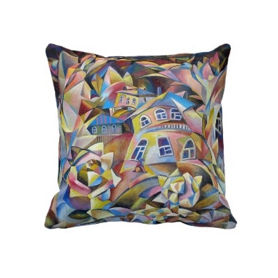 Evening Fragrance American MoJo Pillow