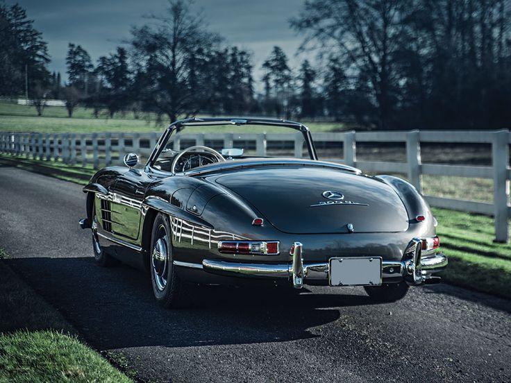 "utwo: "" 1958 Mercedes-Benz 300 SL Roadster © rmsothebys "" fresh*"